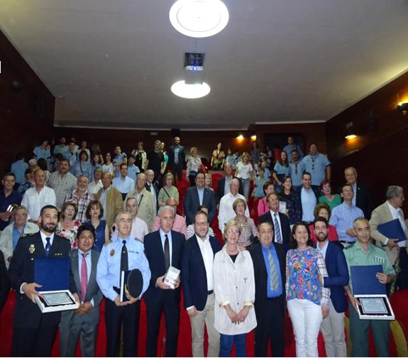 Entrega de menciones culturales y nominaciones vecinales 2018